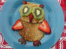 Owl Pancakes